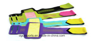 Popular Lycra Sport Armband for Cellphone pictures & photos