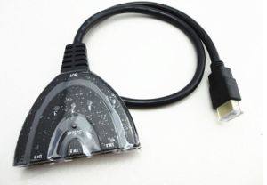 3 in 1 out HDMI Switch pictures & photos