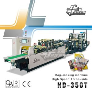 High Speed Bag-Making Machine Three-Side pictures & photos