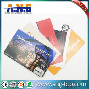 Factory Price RFID 13.56MHz MIFARE Card Parking Card pictures & photos