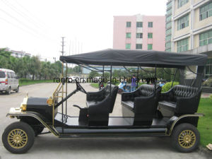 Newest Popular Electric Classic Car Vehicle for Street Utility pictures & photos