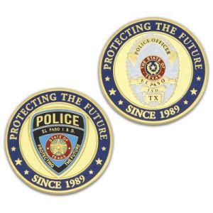 Police Officer Award Souvenir Challenge Coin pictures & photos