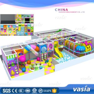 Vasia Commercial Kids Soft Indoor Playground pictures & photos
