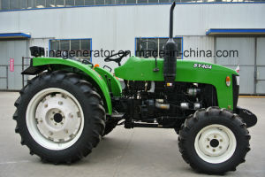 Suyuan Sy-404 4WD Agricultural Farm Wheeled Tractor pictures & photos