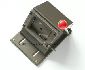D-011 86mm*54mm die round corner cutter machine pictures & photos