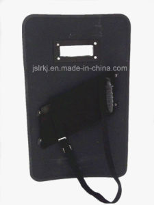 Lightweight Handheld Nij Iiia/III/IV Ballistic Bulletproof Shield pictures & photos