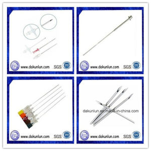 Stainless Steel Surgical/Injection Needle for Special Use