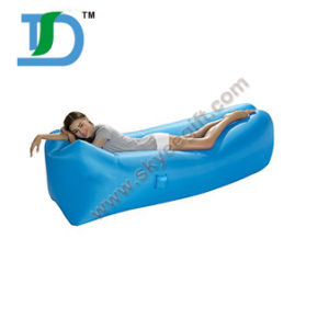 Inflatable Best Selling Air Sofa Lazy Bag for Outdoor Sleeping pictures & photos
