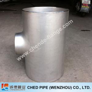 Stainless Steel Seamless Industrial Pipe Fittings Tee
