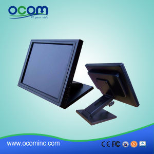 "Hot Sell 15"" Touch Screen LCD Monitor for POS pictures & photos"