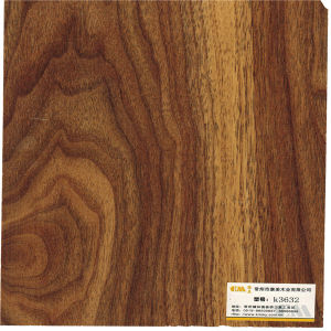 Dark Wood Grain Base Paper pictures & photos