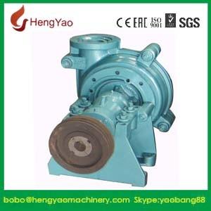 Single Stage Horizonal Centrifugal Mining Rubber Slurry Pump