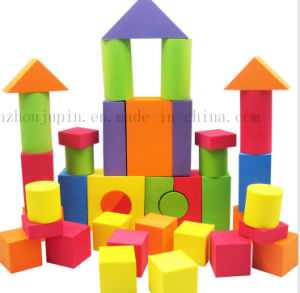 Custom EVA Children Kids Puzzle Construction Building Block Toy pictures & photos