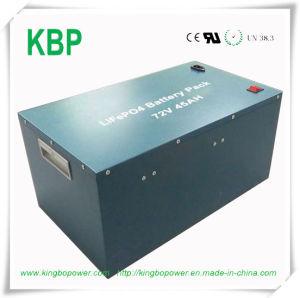 72V 45ah Storage LiFePO4 Battery Pack for Telecom. Communication