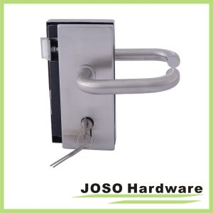 Locksets for Interior Tempered Glass Doors pictures & photos