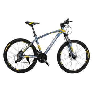 27 Speed Hydraulic Disc Brake Aluminum Alloy Mountain Bicycle pictures & photos