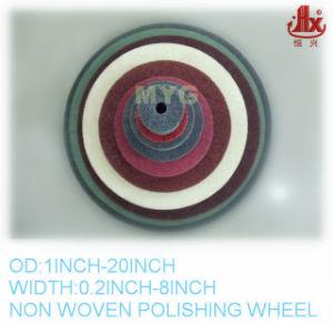 Non Woven Grinding Wheel pictures & photos
