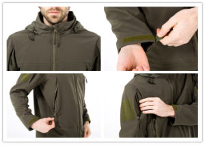 2016 New U. S. Outdoor Tactical Lightweight Archon Jacket Softshell Jacket pictures & photos