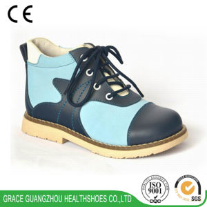Grace Ortho Children Orthopedic Shoes with Lace (4613511) pictures & photos