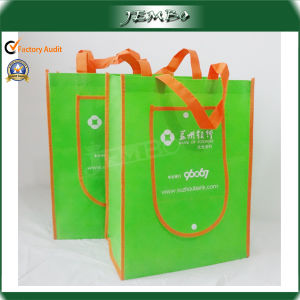 Logo Printing Eco Non Woven Shopping Bag pictures & photos