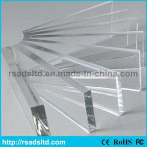 Large Size Clear Acrylic Panel Sheet