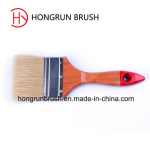 Wooden Handle Paint Brush (HYW019) pictures & photos