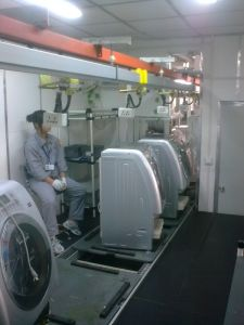 Washing Machine Production Line pictures & photos