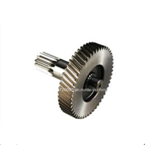 High Precision Gear and Shaft Made in Bojie with Machining
