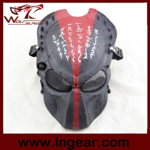 Airsoft Full Face Mask Cosplay Iron Warrior Tactical Mask pictures & photos