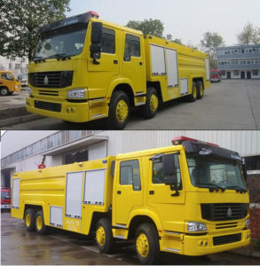 China Manufacture New Rescue Foam and Water Tender Fire Truck pictures & photos