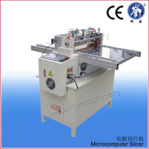 Rubber Sheet Horizontal Vertical Cross Cut Pieces Cutting Machine pictures & photos