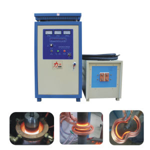 Newly IGBT High Frequency Heating Brazing Machine Induction Plastic Welder pictures & photos
