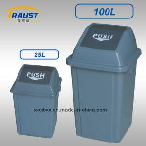 Outdoor Plastic Waste Bin Tpg-7310 pictures & photos