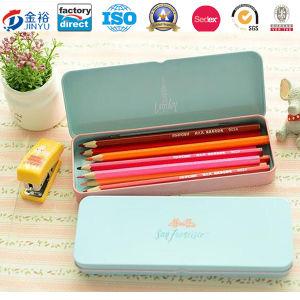 Wholesale Metal Pen Container for Pencil Case pictures & photos