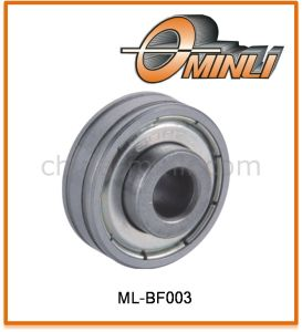 Special Machined Pulley with Single Roller (ML-BF003) pictures & photos