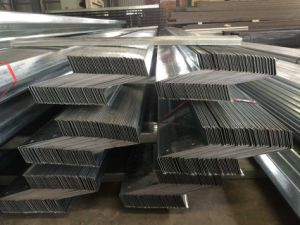 Galvanized Z Shape Steel Beam for Steel Building pictures & photos