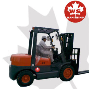 Economical Diesel Forklift 3500kg Hot Sale with Tcm Technology pictures & photos