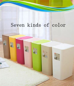 8L Eco-Friendly Wholesale Plastic Rubbish Bin Trash Can pictures & photos