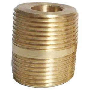 CNC Machining of Brass Socket pictures & photos