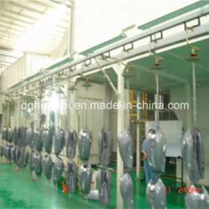 Coating Equipment for Motorcycle Plastic Parts