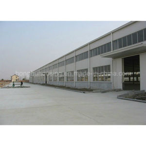 Prefabricated House Multipurpose Warehouse with Standard Size pictures & photos