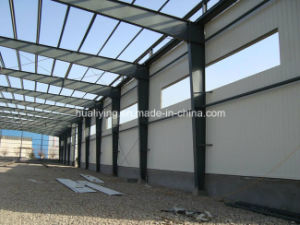 Low Cost Warehouse Workshop pictures & photos