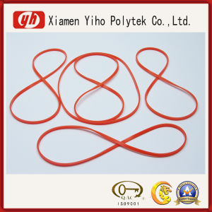 RoHS 70nr High Quality Silicone Rubber Seal Ring / Static Ring pictures & photos