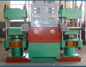 Double Link Type Plate Vulcanizing Machine