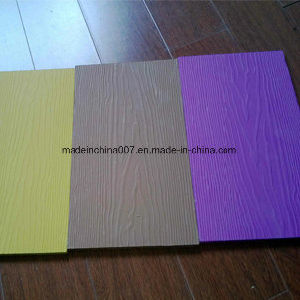 Fireproof Waterproof Wood Grain Siding Fiber Cement Siding Board pictures & photos