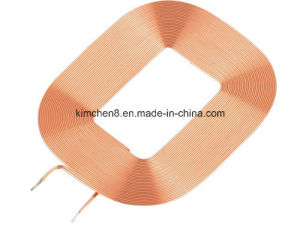 Factory Supply Inductor Coil Wireless Charger Coil pictures & photos