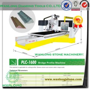 PLC-1600 Stone Edge Polishing Machine for Slab Profiling /Stone Edge Profile Machine pictures & photos