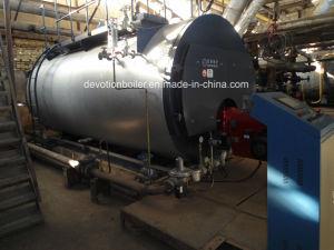 Fuel Gas/Diesel/Heavy Oil 1050bhp Steam Boiler pictures & photos
