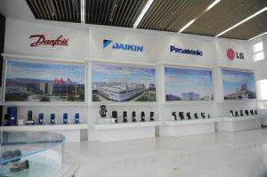 R600A 50Hz 125-225W Huaguang Refrigerator Compressors pictures & photos