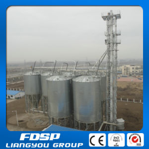 Hopper Bottom Grain Bins Customized Grain Storage Steel Silo pictures & photos